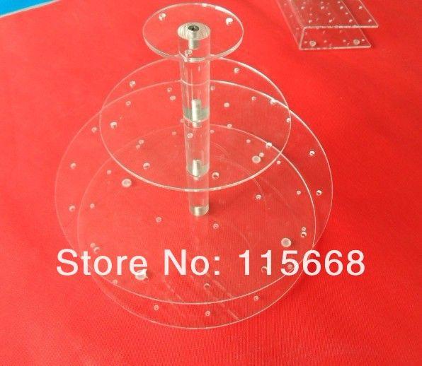Limpar tabela Maypole 4 nível acrílico bolo Pop Stand acrílico carrinho de exposição pirulito grátis frete transparente Lolly Stand Rack em Decoração de festa de Casa & jardim no AliExpress.com | Alibaba Group