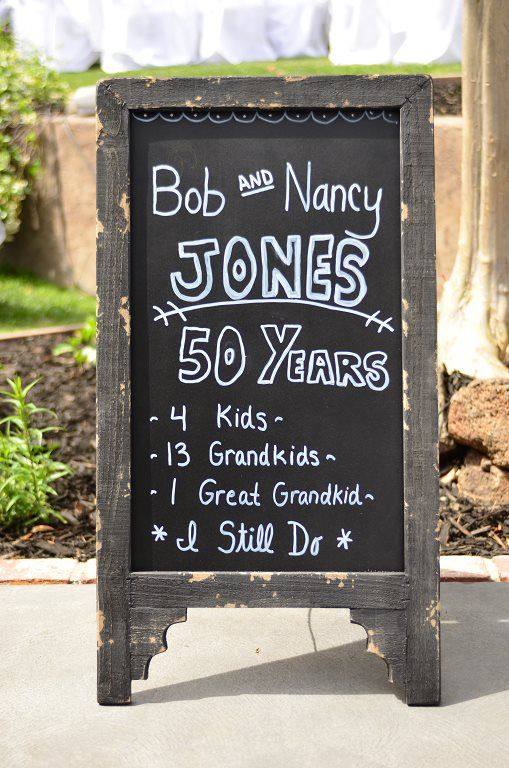 The 25 best 50th anniversary decorations ideas on Pinterest