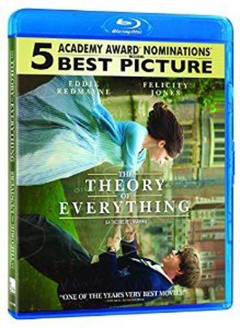 Вселенная Стивена Хокинга / The Theory of Everything (2014) HD 720 (RU, ENG)