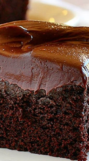 Chocolate cravings cannot be ignored! This perfectly proportioned cake will definitely satisfy every single craving.