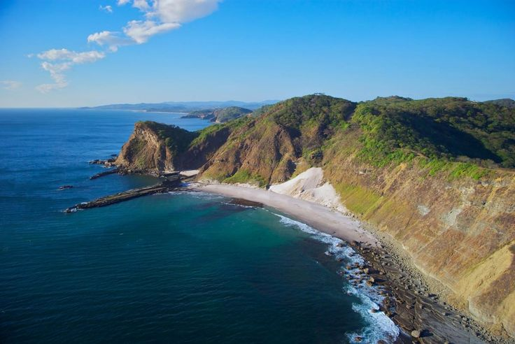 Playa Duna, Rancho Santana. Tola-Rivas, Popoyo, Nicaragua