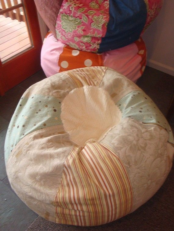 bean bag for playroom