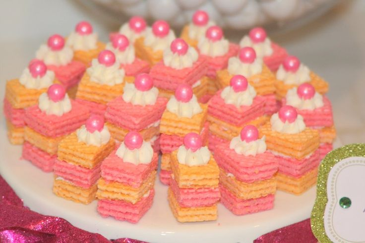 so cute for a little girl party!