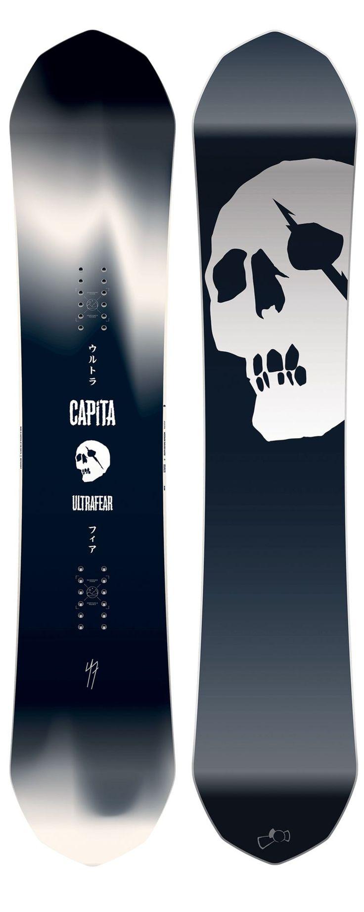 Capita Ultrafear Snowboard 2017