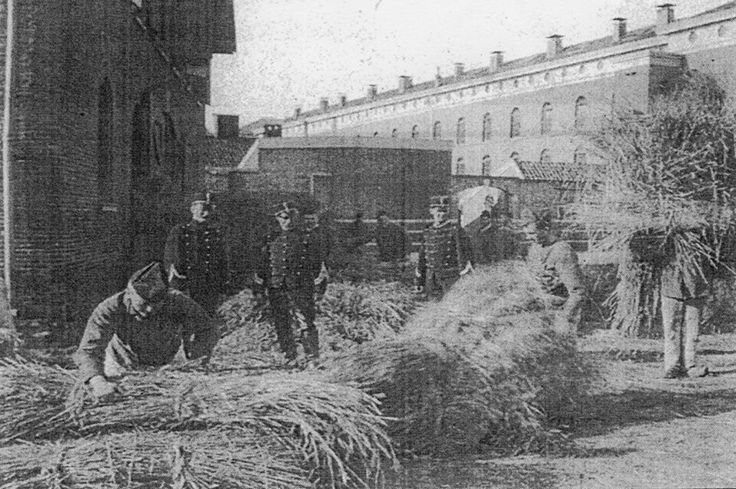 Boreel Kazerne 1908 Deventer