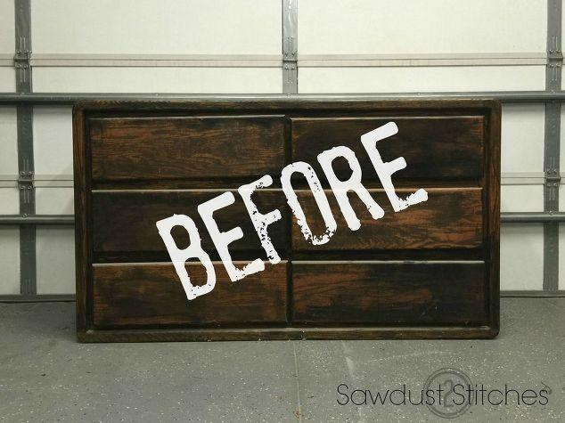 vieja cómoda en un cuartito de la entrada completa, bricolaje, vestíbulo, muebles pintados, upcycling reutilización