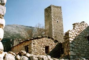 Tower houses, Mani Greece