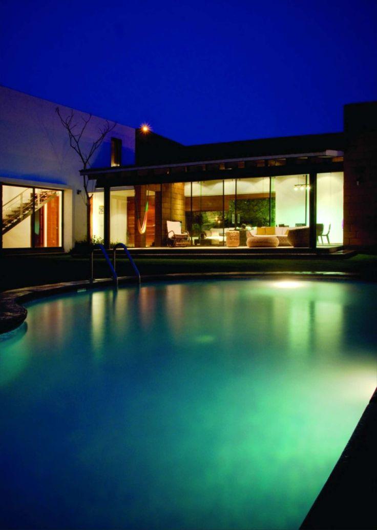 Casa Fresno   Dionne Arquitectos #design #architecture #exterior #cottage