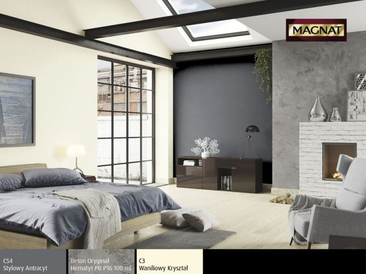 Sypialnia wszarościach