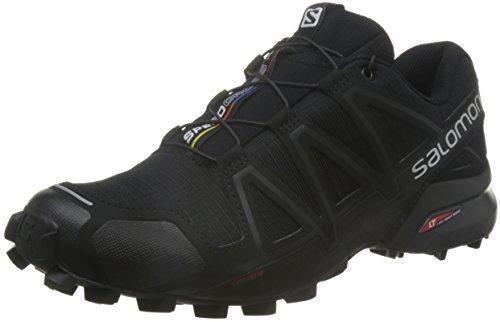 Oferta: 91.88€. Comprar Ofertas de Salomon L38313000, Zapatillas de Trail Running para Hombre, Negro (Black /     Black /     Black Metallic), 44 EU barato. ¡Mira las ofertas!