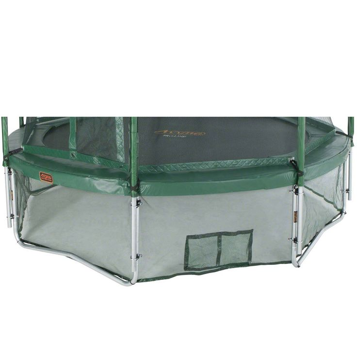 Propel 14 Trampoline With Fun Ring Enclosure: 25+ Unique Trampoline Safety Ideas On Pinterest