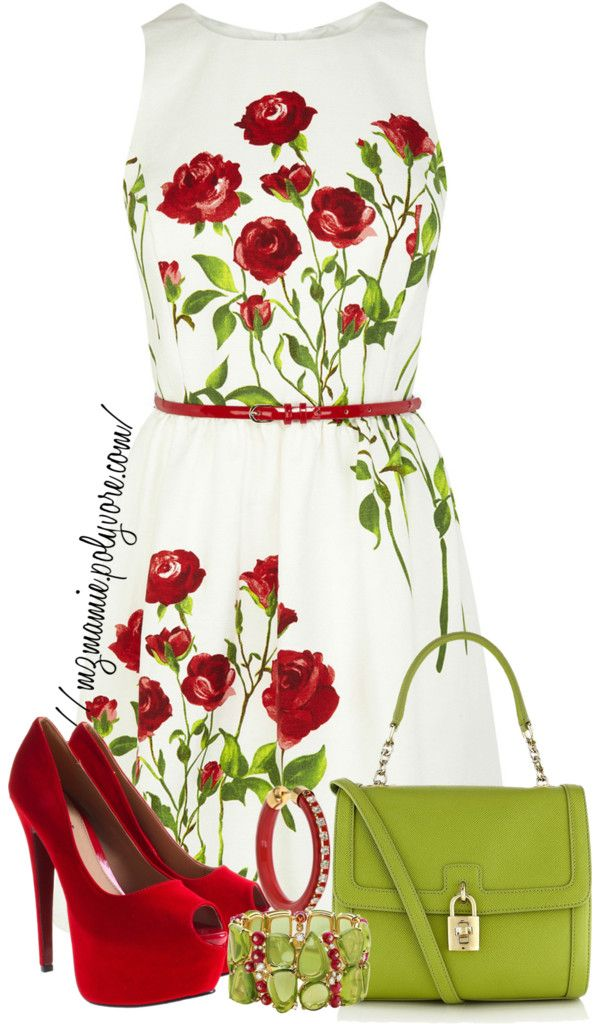 """Untitled #740"" by mzmamie on Polyvore"