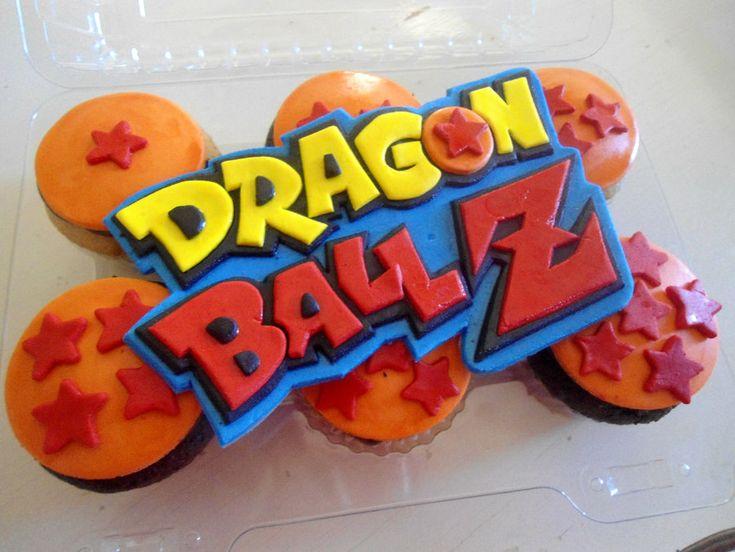 cupcakes esferas del dragon - Buscar con Google