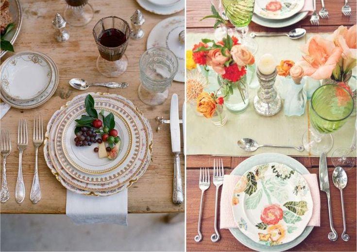Примеры праздничной сервировки в домашних условиях