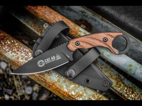 C.U.T. 4.0 Knife  - TOPS Knives Tactical OPS USA