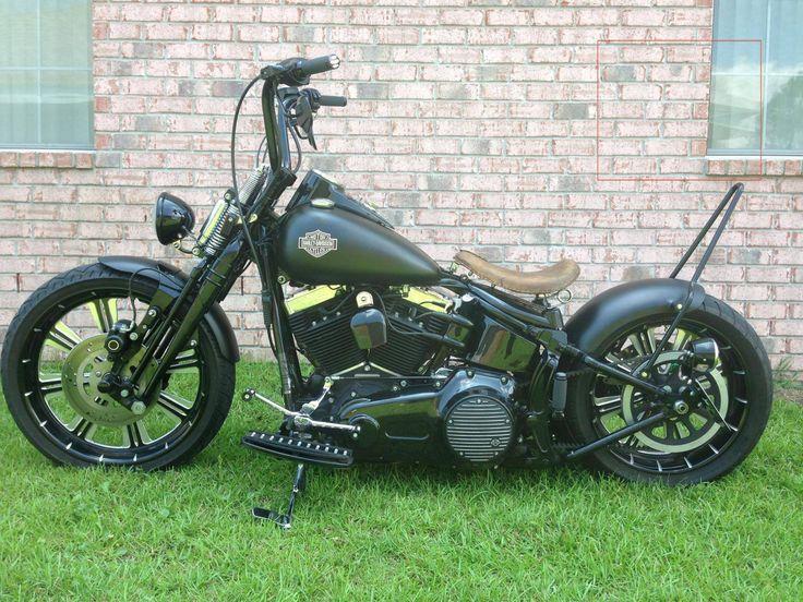 Harley Springer 4.5 Deg Rake Kit – Page 16 – Harley Davidson Forums