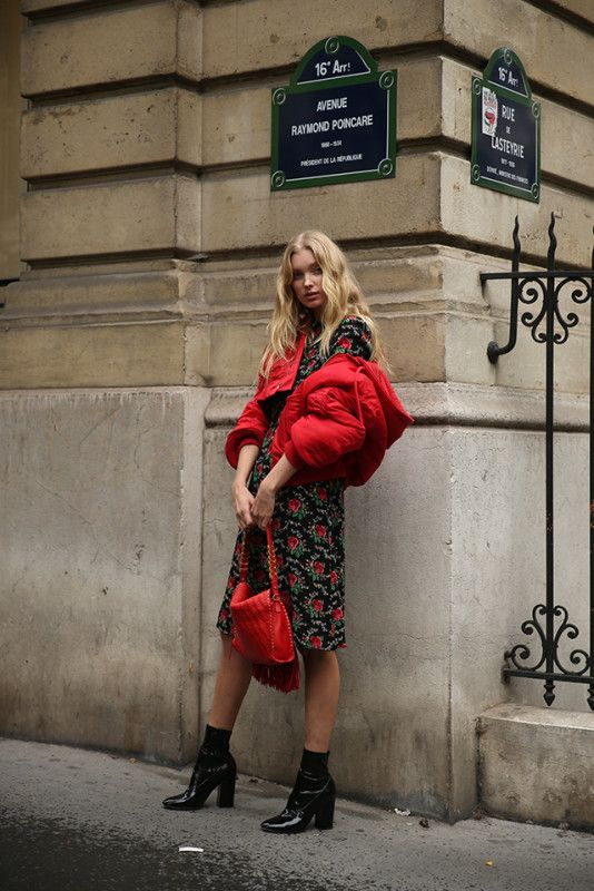SS17 PFW - Model's look: lo stile delle modelle a Parigi - Vogue.it