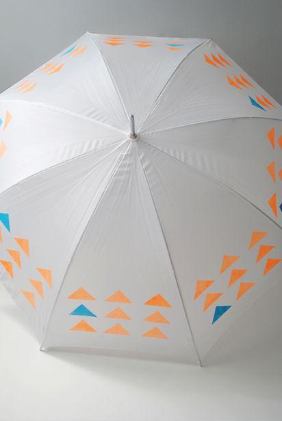MAKEKIND: Creative DIY projects from graphic designer, Christine Wisnieski | Design For Mankind: Diy Prints, Idea, Diy Inspiration, Diy Stenciled, Diy Umbrellas, Creative Diy, Diy Paintings, Diy Projects, Diy Create