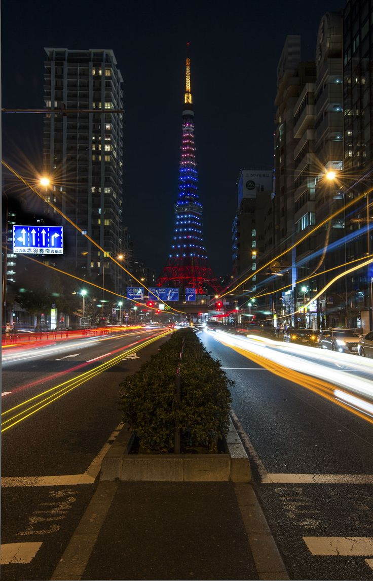 Tokyo Tower at New Year's  Pinterest users can get 20% off the ebook with this code: PINT20