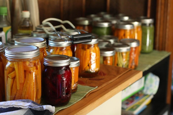 Preserving the Harvest: Pickle Party!: Food Recipes, Canning Preserves Dehydrator, Snacks Kids, Crunchi Snacks, Canning Seasons, Jars, Food Preserves, Canning Freeze, Canning Mak