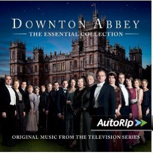 Downton Abbey soundtrack music - I play this in the shop!