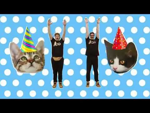 Gonoodle cat party