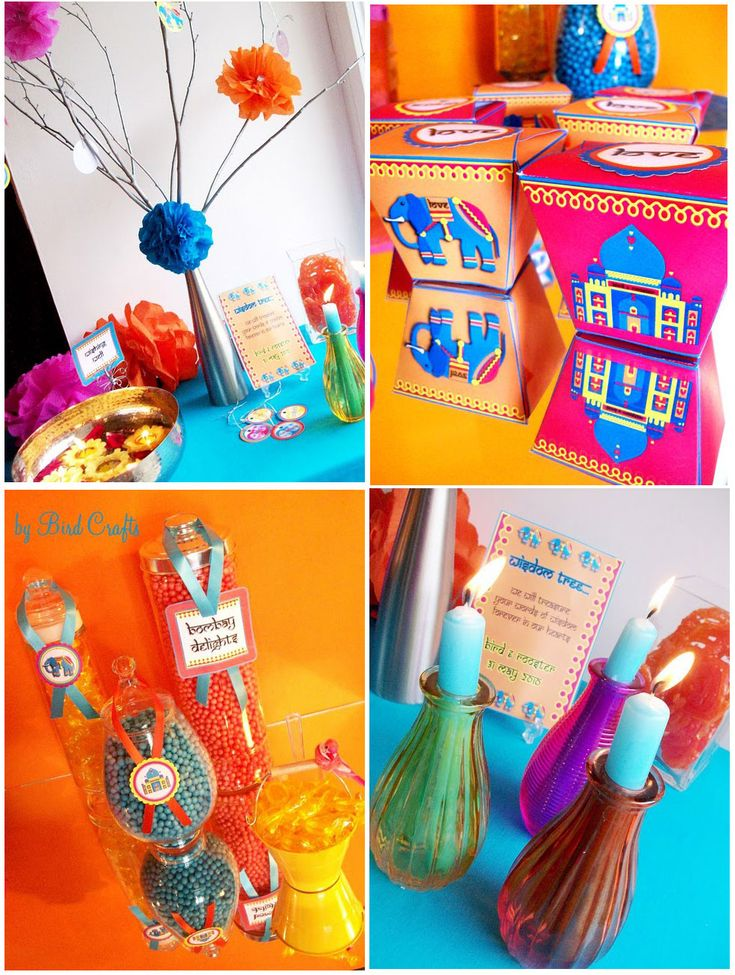 cute inspiration pics for bollywood theme party on thoughtfully simple
