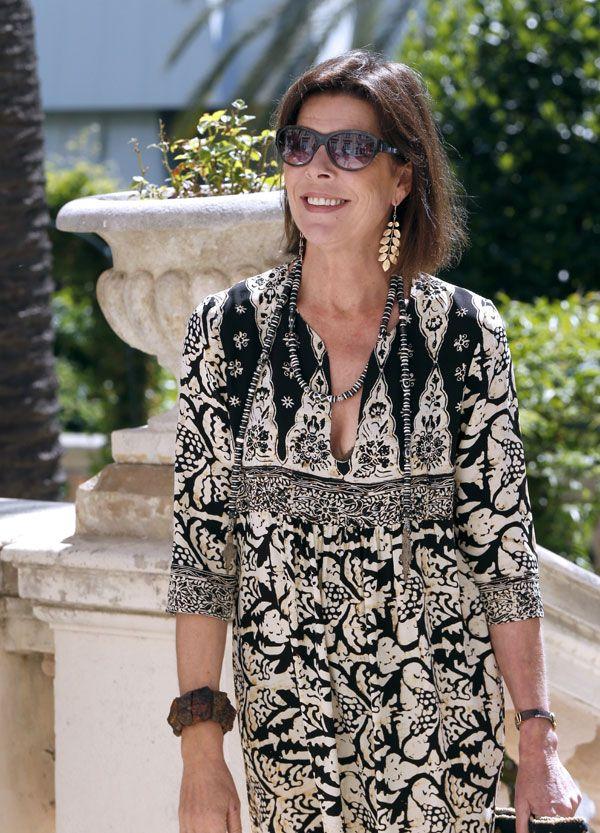 Carolina de Mónaco, embajadora de excepción de la firma de su nuera, Tatiana Santo Domingo - Foto 3 #pendientesxl
