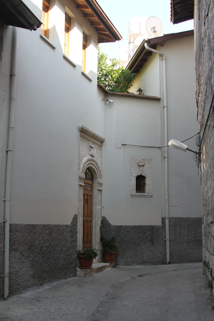 Eski Antakya Sokakları - Hatay - Türkiye / Old city - Antakya - Hatay - Turkey