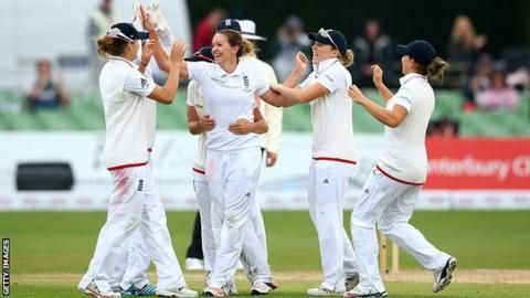 Kate Cross: 'This is the biggest time for women's cricket'