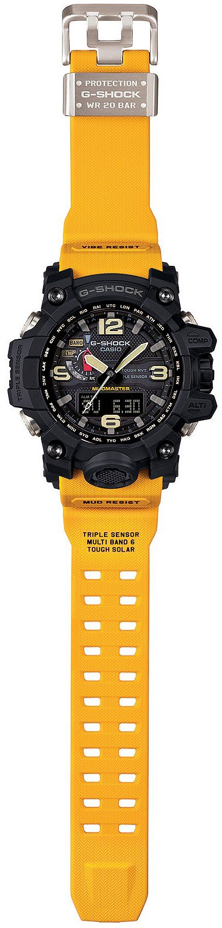 Amazon.co.jp:CASIO G-SHOCK MUDMASTER GWG-1000-1A9JF