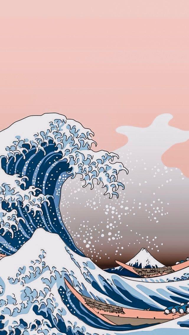 p i n t e r e s t saraxnaomi waves wallpaper