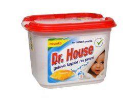 Prací gel na detské prádlo