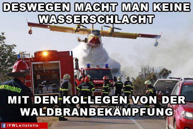 Feuerwehr Humor