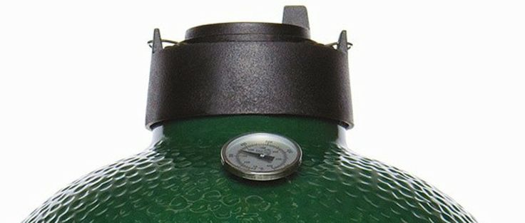 Big Green Egg-Medium Charcoal Grill-Classic charcoal grill with a simple design #grill