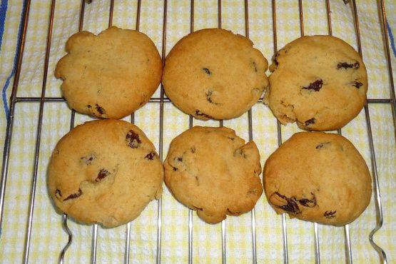 Sultana Biscuits (Cookies)