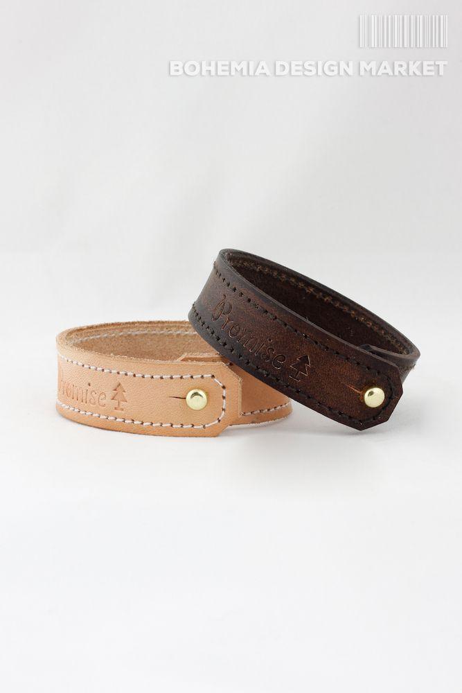 Handmade Leather Bracelet #leather #bracelet #natural #brown #colours #handmade #sewn #unique #design #accessories