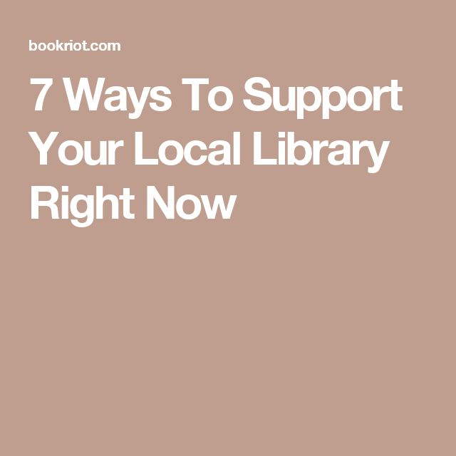 76 best world of words images on pinterest oxford oxford shoe 7 ways to support your local library right now fandeluxe Gallery