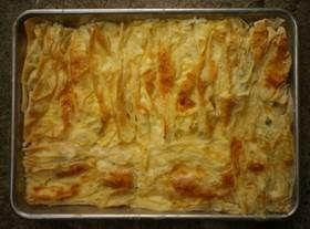 Kıvırma Böreği (Muhacir Böreği)