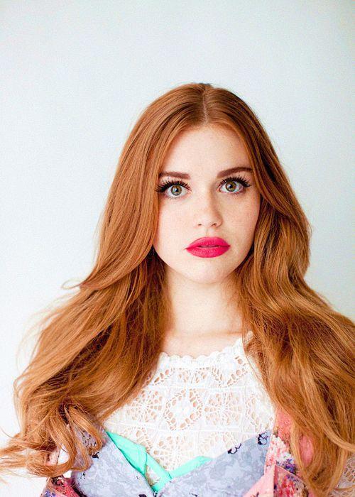 holland roden red hair - Cerca con Google