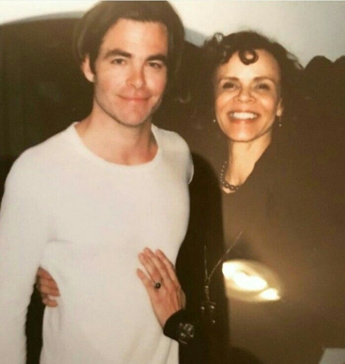 Chris Pine, Deborah Pratt