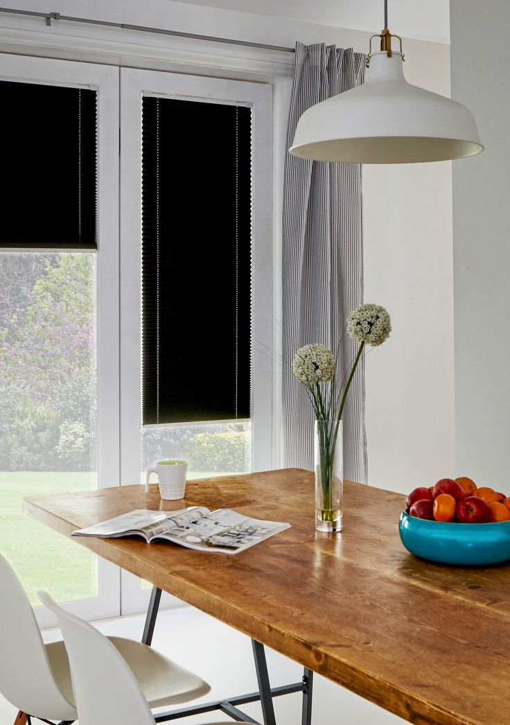 Intu Micro blinds are perfect for bi-fold and tri-fold doors.