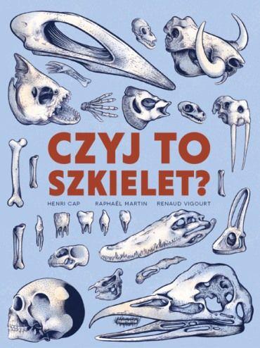Czyj to szkielet? | Księgarnia Bullerbyn