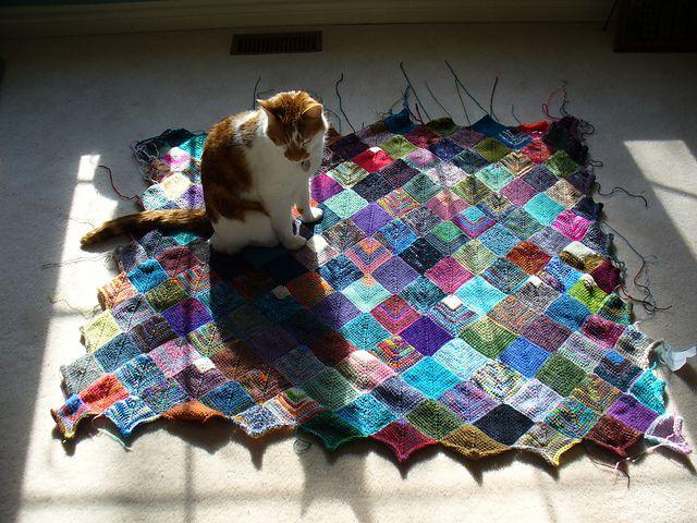 48 besten Knit - Blankets Bilder auf Pinterest | Strickmuster ...
