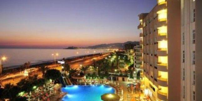 بيع  مستعجل فندق 5 نجوم ألانيا تركيا