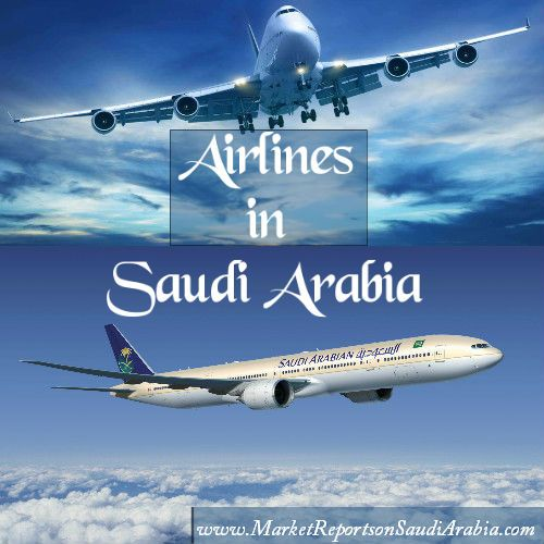 #Airlines in #SaudiArabia