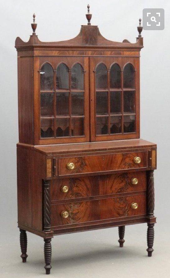 Boston Furniture, Southern Furniture, Colonial Furniture, Fine Furniture,  Antique Furniture, Furniture Decor, Writing Bureau, Bureau Desk, Letter  Writing