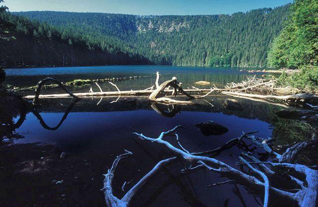 Kar Čertova jezera