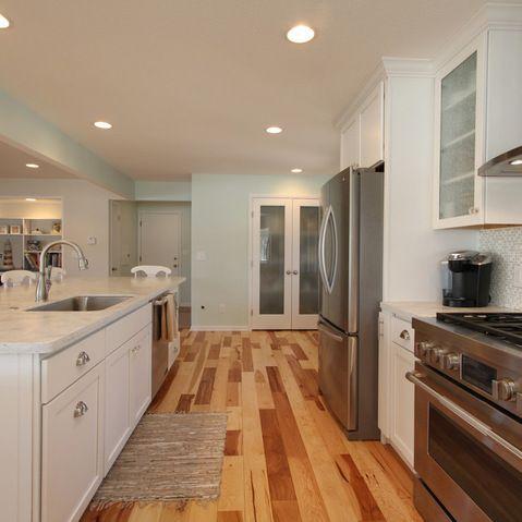 Grand Rapids 1970's Ranch Remodel | Home: Kitchen ... on Small:xmqi70Klvwi= Kitchen Renovation Ideas  id=99576