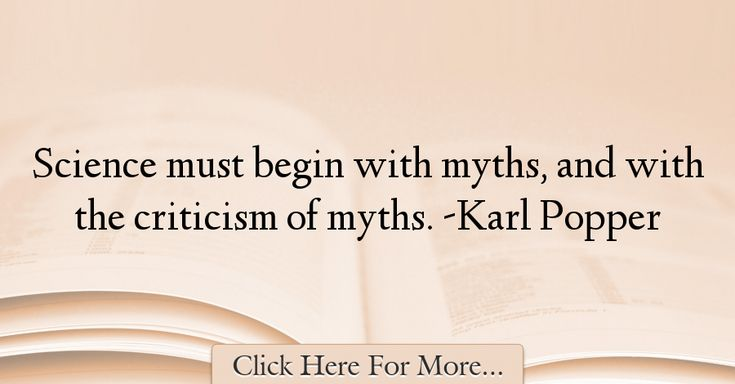Karl Popper Quotes About Science - 61975